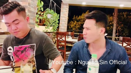 Thanh niên Việt Kiều- -Không muốn vợ mình phải xin lỗi ai-.