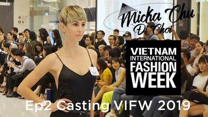 Micka Chu Di Choi - #2 - Casting for VIFW 2019