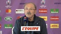 Gomes Sa va rejoindre l'équipe de France ce lundi - Rugby - Mondial - Bleus