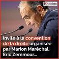 Convention de la droite: suite au discours polémique de Zemmour, Hollande dénonce le laxisme de certains médias