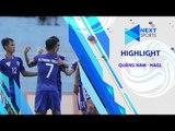 Đinh Thanh Trung tỏa sáng, Quảng Nam dễ dàng vượt qua HAGL trên sân nhà | NEXT SPORTS