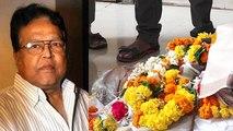 Viju Khote's last rite performed with rituals| FilmiBeat
