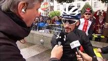 Un journaliste de France Télévisions particulièrement impoli aux Mondiaux de cyclisme