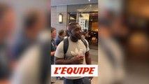 Demba Bamba, « dégoûté », a quitté l'équipe de France - Rugby - Mondial - Bleus