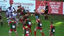 Un essai de 100m d'Aubenas à Nimes - Septembre  2019