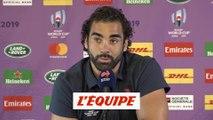 Huget «Essayer de gagner chaque rencontre» - Rugby - Mondial - Bleus