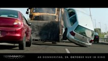 Terminator Dark Fate  Film (2019)  Mit Linda Hamilton, Arnold Schwarzenegger, Mackenzie Davis, Natalia Reyes, Gabriel Luna, Diego Boneta