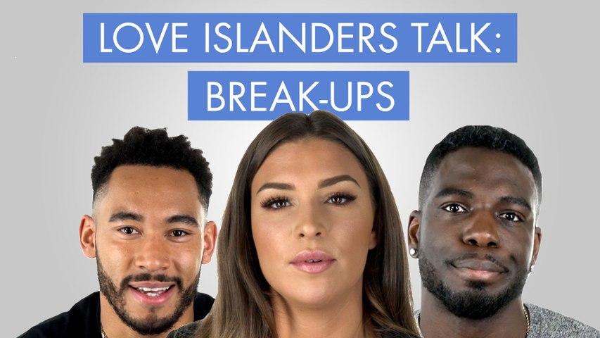 Love Island talks: Break-ups