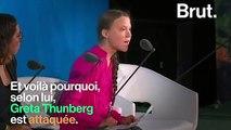 """""""Les attaques contre Greta Thunberg sont le symptôme d'une société à la pensée étriquée"""", pointe Hugo Horiot"""