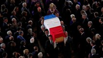 Hommage à Jacques Chirac : une messe solennelle à l'église Saint-Sulpice