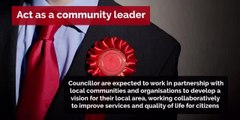 What does your councillor do?