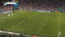 Scotland storm to 34-0 victory over Samoa