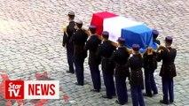 Calves' heads and Chopin: France bids farewell toChirac