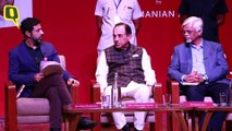 BJP Leader Subramanian Swamy Blames the Govt Advisers for Economic Slowdown