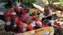 Au Sénégal, des plongeurs traquent le plastique jusqu'au fond de l'Atlantique