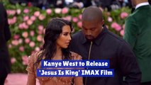Kanye Goes For An IMAX Release