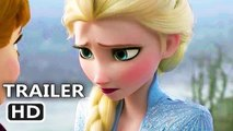 FROZEN 2 New Trailer