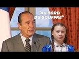 Quand Jacques Chirac faisait du Greta Thunberg avant Greta Thunberg