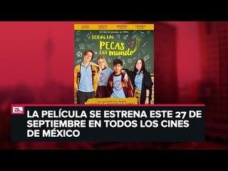 Presentan la película 'Todas las pecas del mundo'