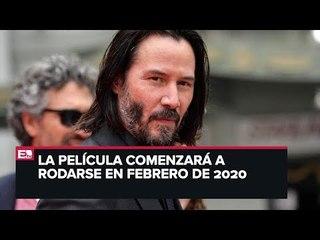 Keanu Reeves ya leyó el guión de The Matrix 4