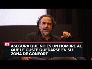 González Iñárritu dio una clase magistral en la ENAC