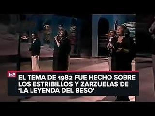 Viernes retro: Mocedades interpreta 'Amor de Hombre'
