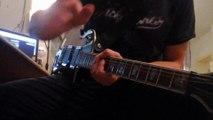 Rammstein - Ich Will guitar cover