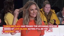 Caroline Flack Has Something To Say About 'Love Island'