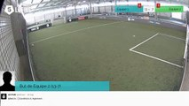 Goal of Barnabe Melaine (13-7)