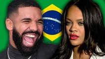 Drake Gets Rihanna Shade By Brasil Fans Over Bad Performance At Rock In Rio