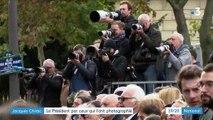 Jacques Chirac : le président vu par ceux qui l'ont photographié
