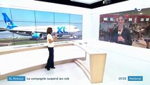 XL Airways : les avions cloués au sol, des passagers bloqués
