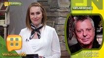 César Bono y  Lucía Méndez revelan la última vez que pudieron ver a José José. | Ventaneando