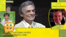 ¡Marco Antonio Muñiz recuerda los inicios de José José y cuenta anécdotas junto a él! | Ventaneando