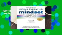 [GIFT IDEAS] Mindset: The New Psychology of Success