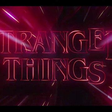 Stranger Things Kausi 4 - Virallinen julkaisupäivä