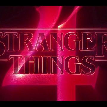 Stranger Things säsong 4 - Officiellt tillkännagivande