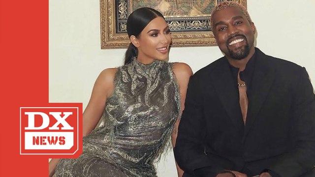 "Kim Kardashian Updates Kanye West's ""Jesus Is King"" Album Release Date"