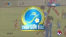 Highlights | Than KS Việt Nam - TP. HCM 2 | Mưa bàn thắng cho đội bóng đất Mỏ | VFF Channel