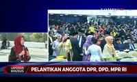 DIALOG - Anggota DPR Baru Dilantik, Perludem Was-Was Dengan Muka Lama