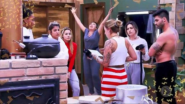 A FAZENDA 11 - NOITE DE ROÇA - EPISODIO 14 - PARTE 1