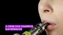 Alguns dos números assustadores relacionados aos cigarros eletrônicos