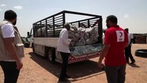 Türk Kızılay ve AFAD'dan Sudan'a 20 çadır