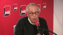"""Fabrice Luchini sur Céline : """"Céline a voulu la victoire de l'Allemagne, le parcours est indéfendable, le problème c'est que Céline est pour moi l'inventeur d'une musique qui n'avait jamais été faite, l'écrivain majeur"""""""