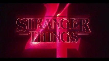 Stranger Things : Netflix officialise la saison 4 avec un teaser très énigmatique !