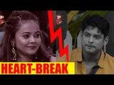 Bigg Boss 13: 1st Nomination| Siddharth Shukla to break Devoleena's heart