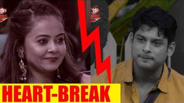 Bigg Boss 13: 1st Nomination  Siddharth Shukla to break Devoleena's heart
