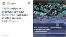Vélib: l'opérateur Smovengo revendique 255000 abonnés