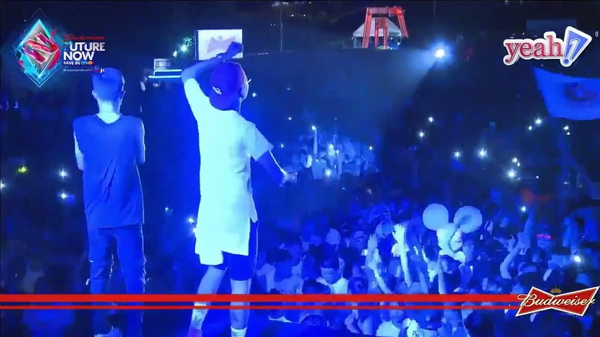 NIM & SLIM LIVE SET AT FUTURE NOW MUSIC FESTIVAL 2015 II NIMBIA