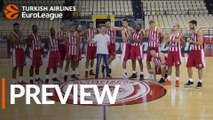 Video Preview: Olympiacos Piraeus